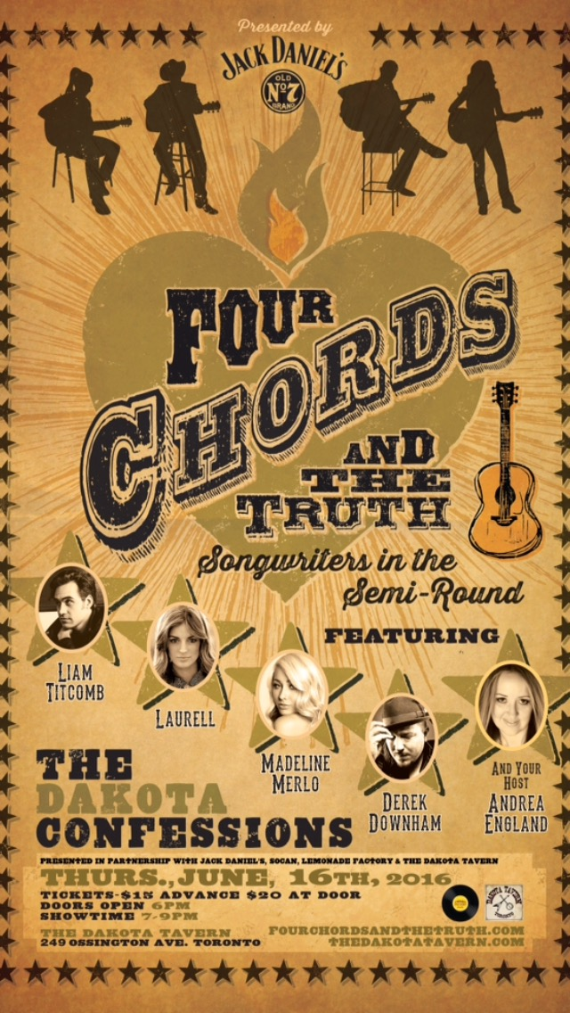 06/16/16 – Four Chords and The Truth: 5th Confessions
